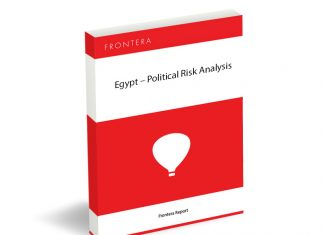 Egypt – Political RIsk Analysis 3