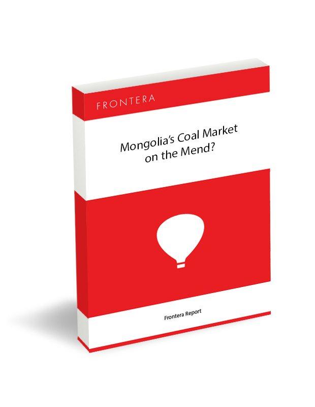 Mongolia's Coal Market on the Mend? 9