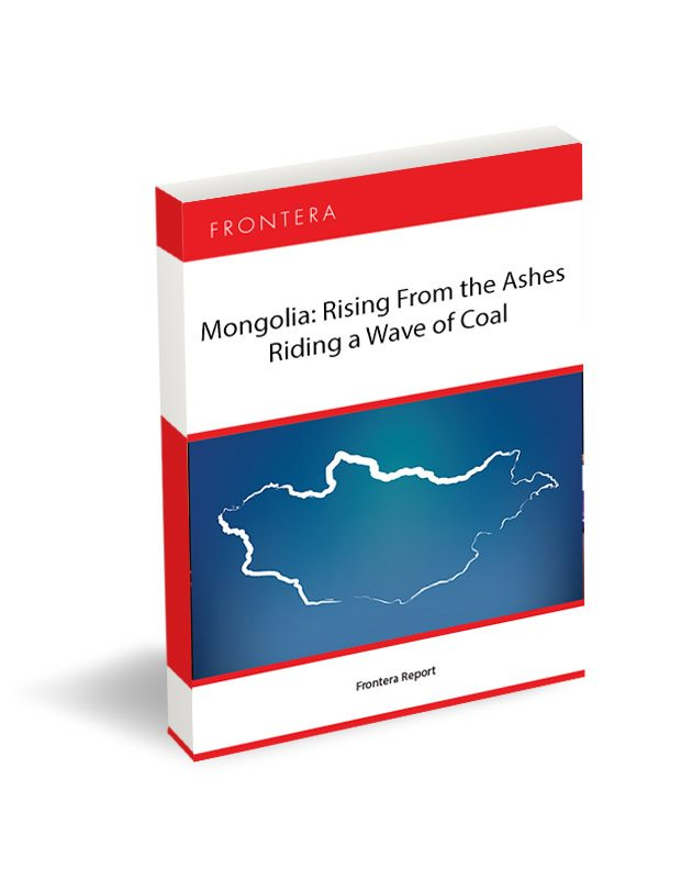 Mongolia: Rising From the Ashes Riding a Wave of Coal 13