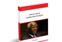 Sierra Leone – Leadership Analysis 8