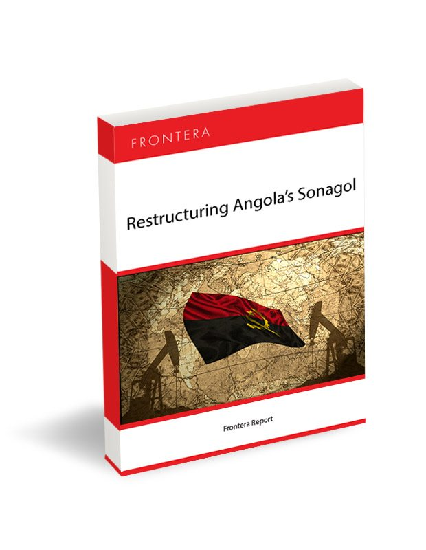Restructuring Angola's Sonagol 9