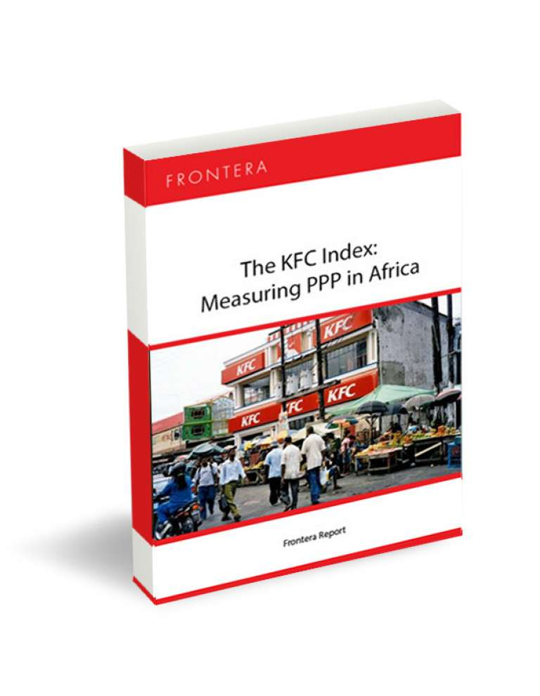 The KFC Index: Measuring PPP in Africa 23