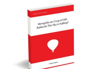 Mongolia on Cusp of 6th Bailouts The Sky is Falling? 28