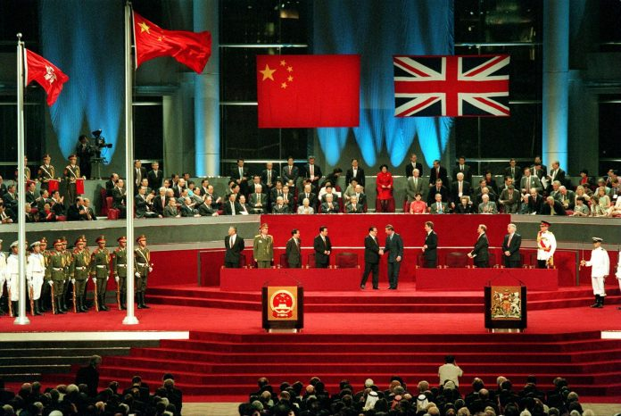 Behind The Scenes: The Story Behind The Return of Hong Kong to China 20 Years Ago