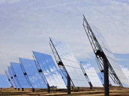 Chinese Renewable Energy: A Transformation Seen Even From Space