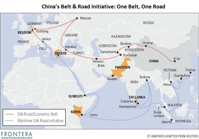 Nurly Zhol Kazakhstans Own Belt Road Initiative Takes Hold