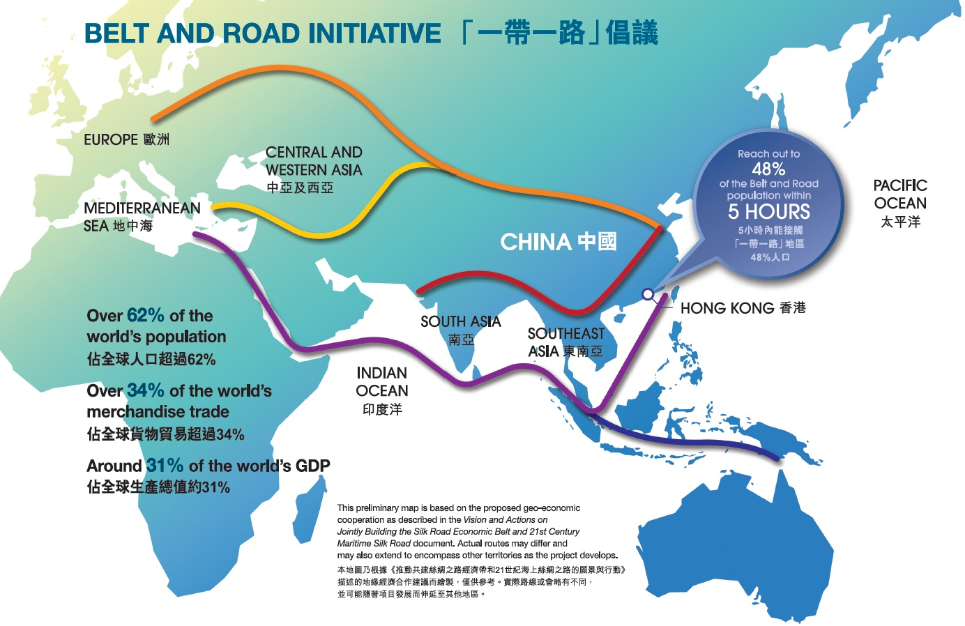 Belt and road impact to malaysia