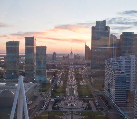 Kazakhstan Leads The Five Central Asian Nations With FDI Topping $20 Billion In 2016