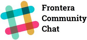 Frontera Pro Community Chat