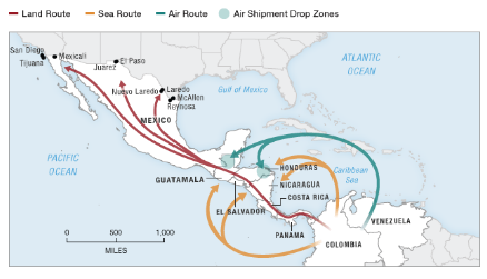 Why The US Must Shift Focus From Mexico To Central America To Combat ...